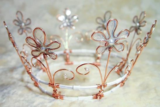 vit krona